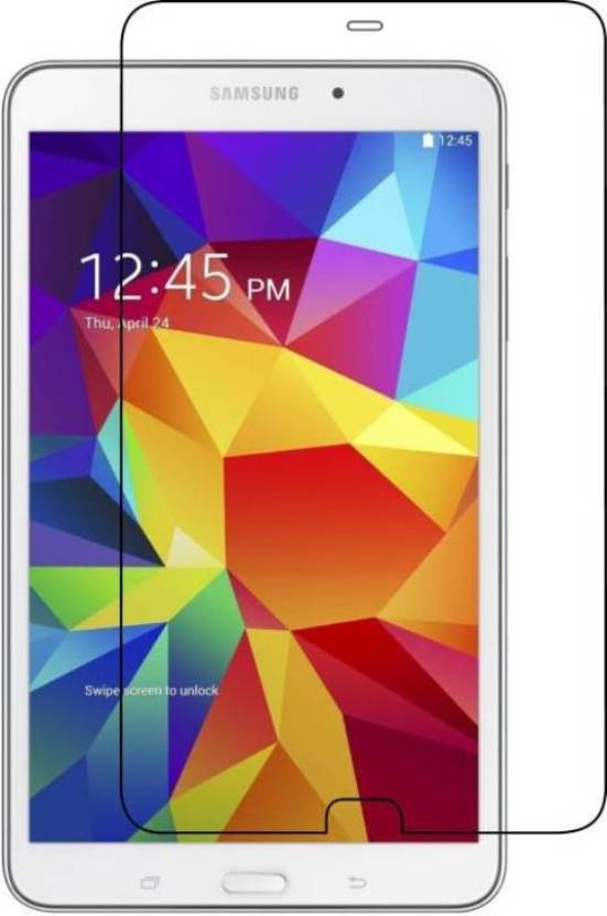VIZARA Tempered Glass Guard for Samsung Galaxy Tab 4 7.0  7.0 Inch Screen Size   SM T230  Pack of 1