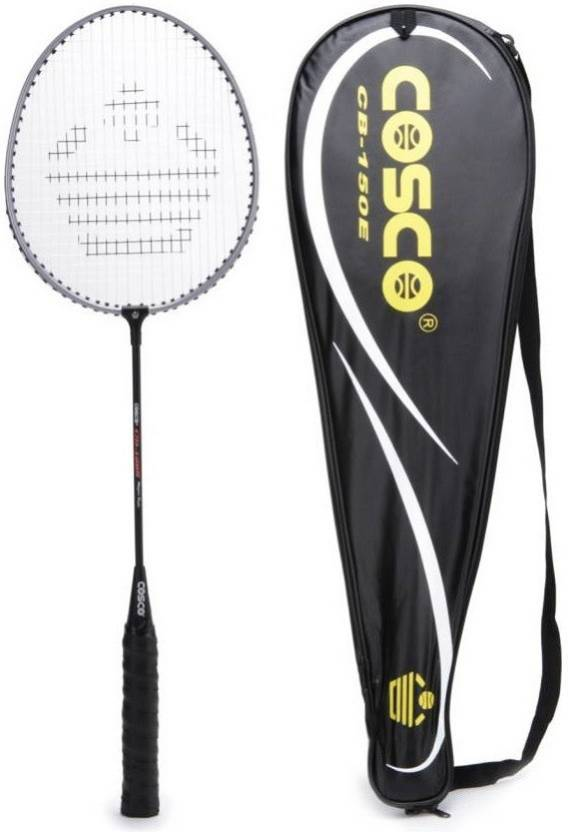 Cosco CB 150 E  Color On Availability   Multicolor Strung Badminton Racquet Pack of: 1, 50 g