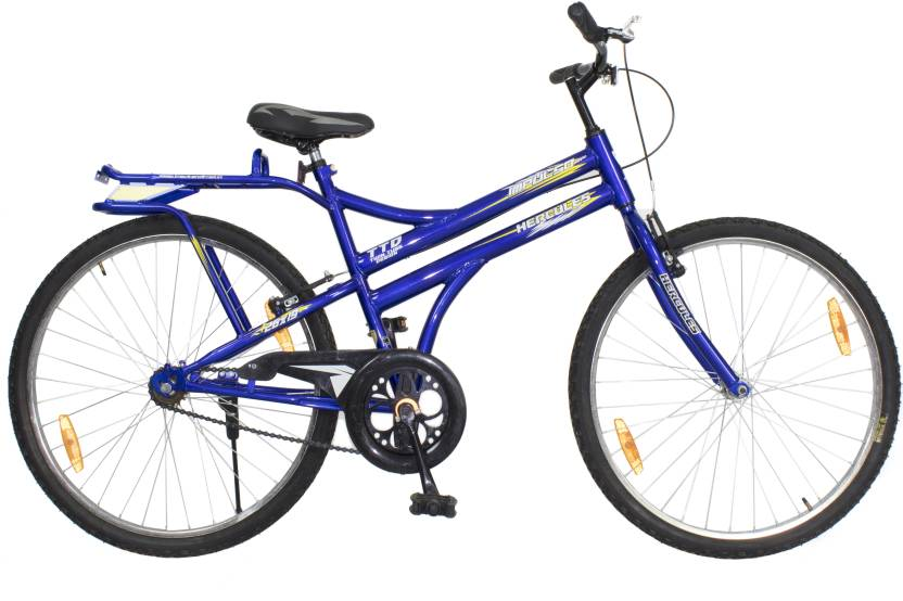 HERCULES Impulso RF 26 T Mountain Cycle Single Speed, Blue
