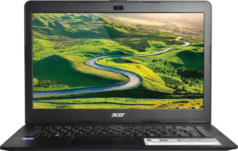 Acer Pentium Quad Core    4  GB/500  GB HDD/DOS  One 14 Laptop