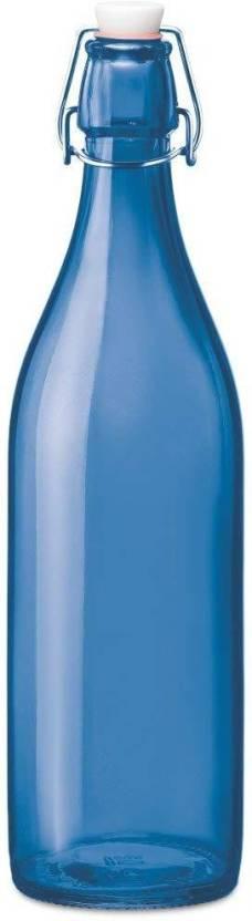 Nogaiya bottles 900 ml Bottle Pack of 1, Blue