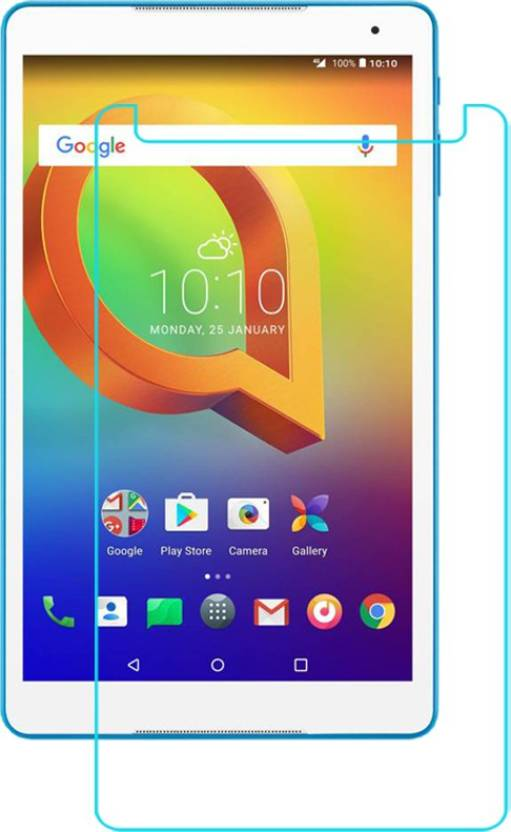 ACM Tempered Glass Guard for Alcatel A3 10 10.1 inch Pack of 1