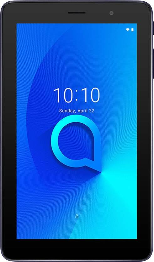 Alcatel 1T7 8  GB 7 inch with Wi Fi Only Tablet  Bluish Black