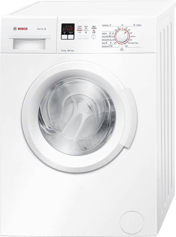 Bosch 6 kg Fully Automatic Front Load Washing Machine with In built Heater WAB16161IN