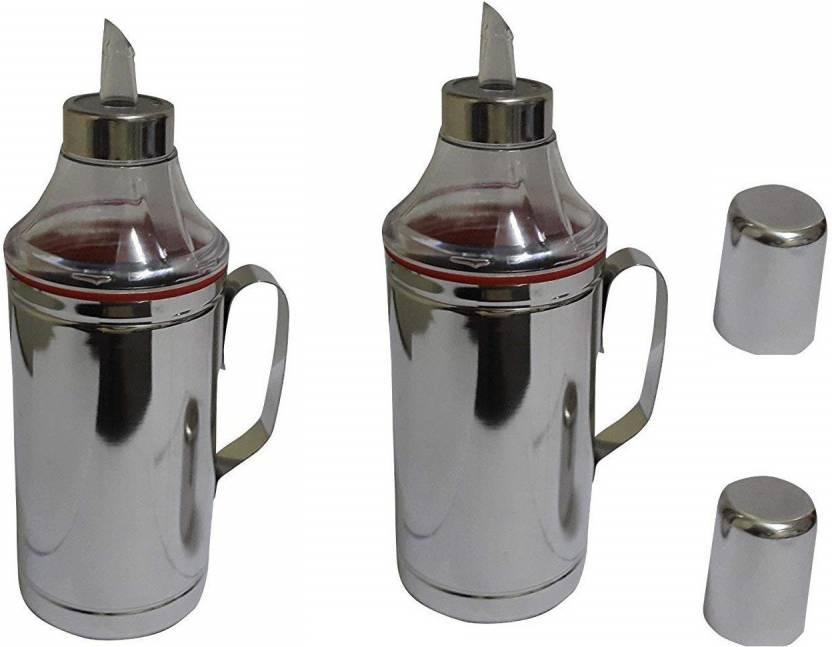 GESTIONE 1000 ml Cooking Oil Dispenser Set Pack of 2
