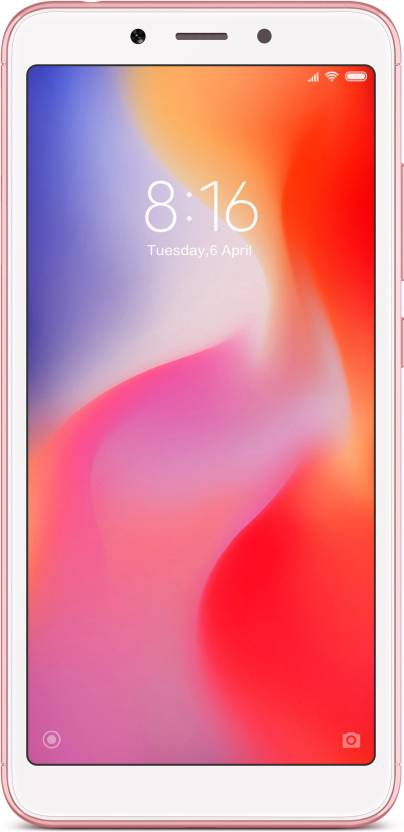 Redmi 6  Rose Gold, 32  GB