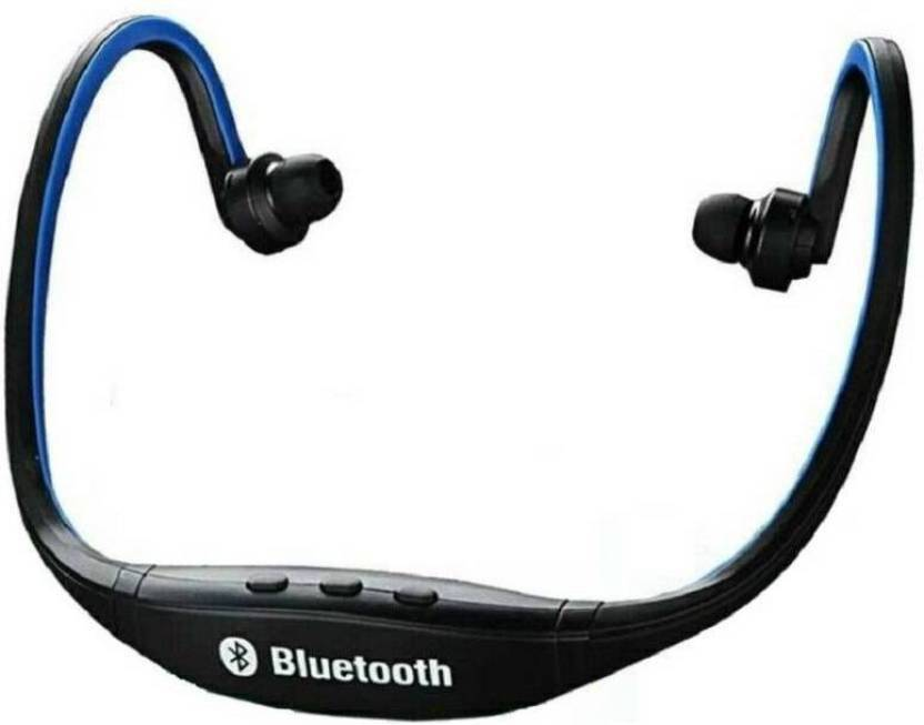 Buy Genuine BS19C Bluetooth Headset Sports Bluetooth Headset with Mic