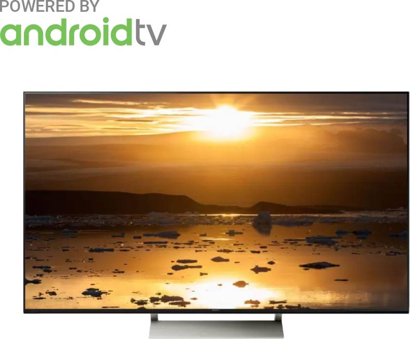 Sony 138.8cm  55 inch  Ultra HD  4K  LED Smart Android TV KD 55X9300E