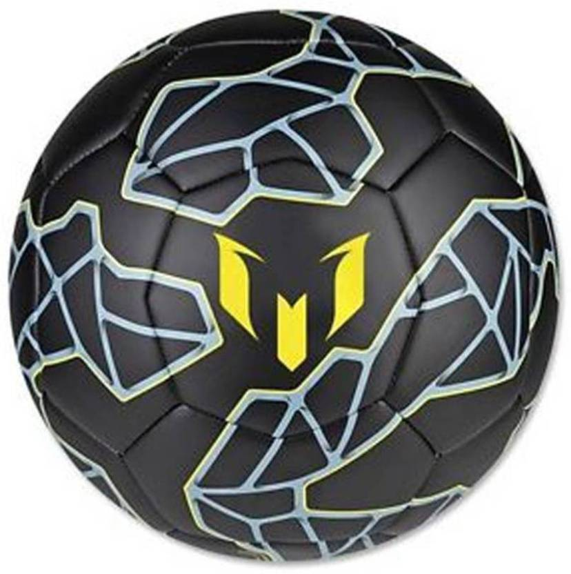 NV Sports Messi Footballs Black Football   Size: 5 Pack of 1, Multicolor