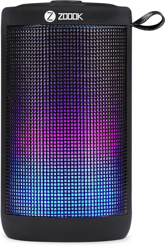 Zoook ZB JAZZ 5 W Portable Bluetooth Speaker