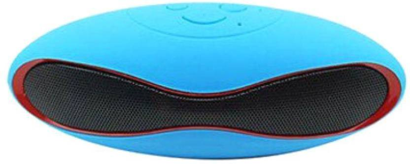 CALLIE Mini Style Bluetooth Laptop/Desktop Speaker Blue, 2.1 Channel