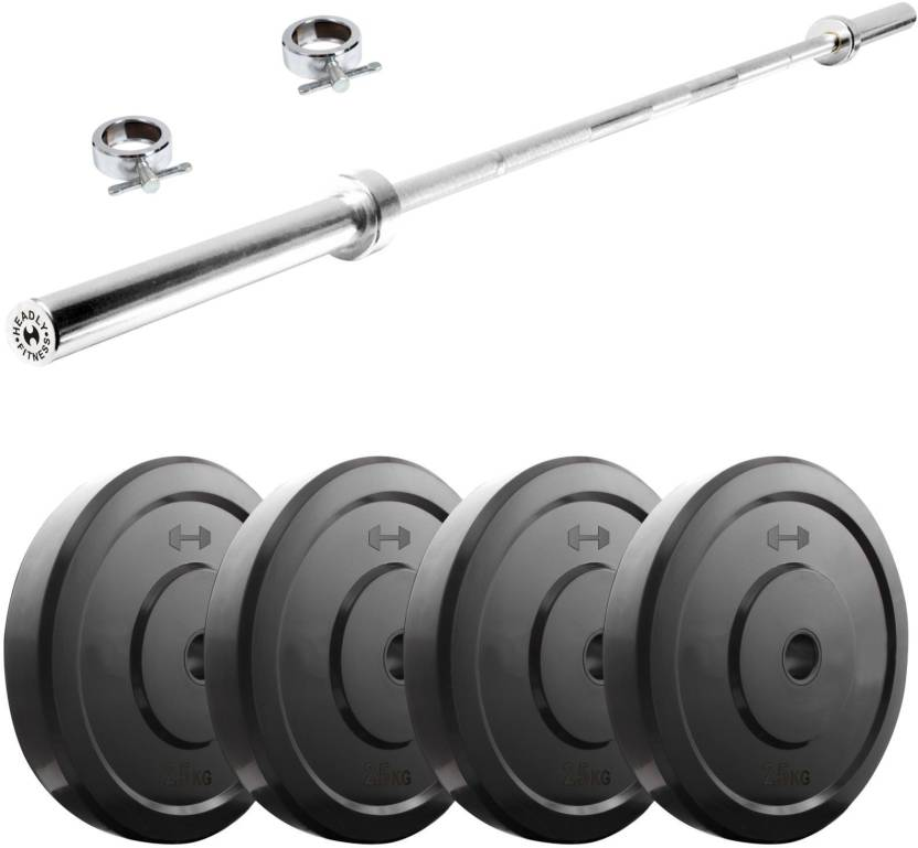 Headly RD 4FT 10KG COMBO 16 Home Gym Kit
