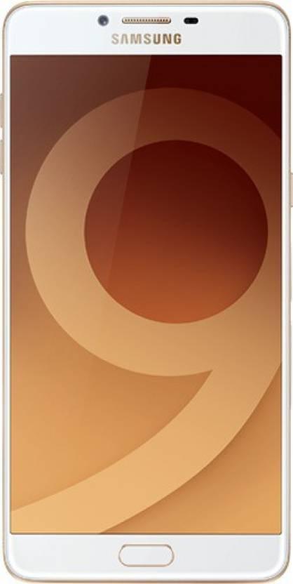 Samsung Galaxy C9 Pro  Gold, 64  GB  6.0  GB RAM