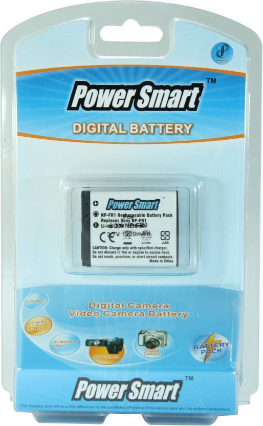 Power Smart 1220mah For Sony Np Fr1 Battery