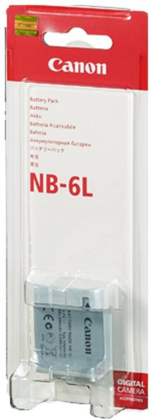 Canon NB 6L  Battery