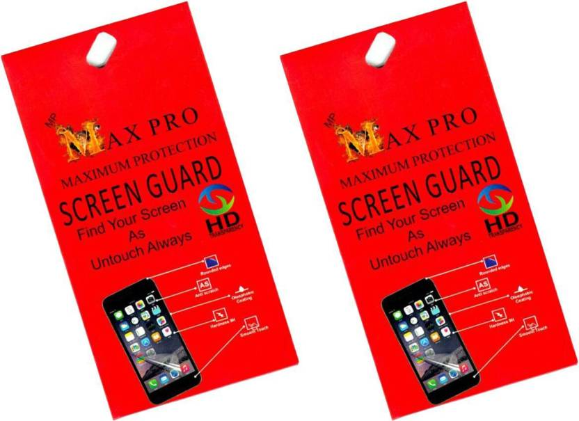 Maxpro Screen Guard for Micromax Tab P 310 Pack of 2