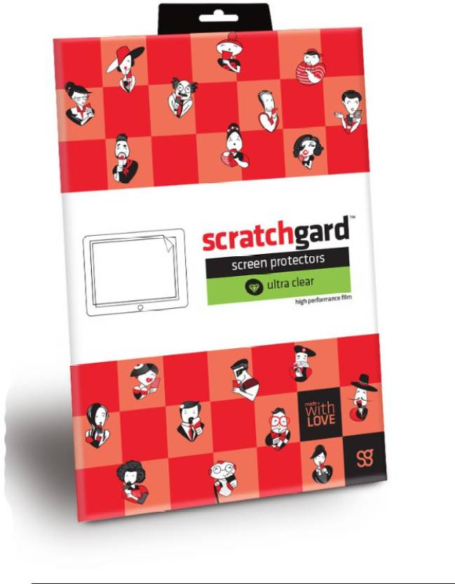 Scratchgard Screen Guard for Lenovo Yoga Tab 3 8.0\ Pack of 1