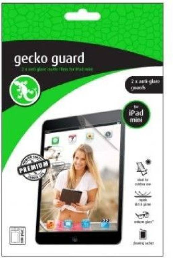 Gecko Screen Guard for Apple iPad Mini Pack of 1