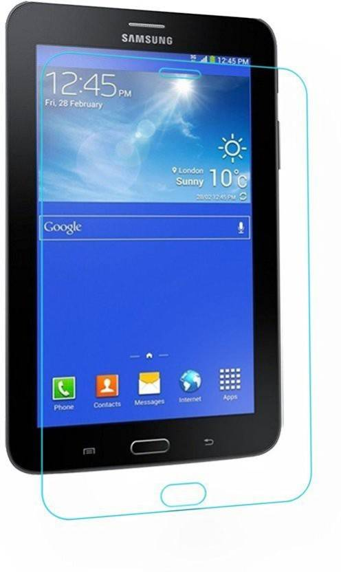 ACM Tempered Glass Guard for Samsung Galaxy Tab 3v T116 Pack of 1
