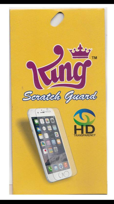 King Screen Guard for Micromax P470 Pack of 1
