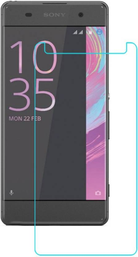 ACM Tempered Glass Guard for Sony Xperia Xa Dual Pack of 1
