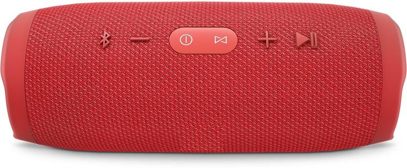 A Connect Z Charge3 Stylish great sound base BTZ 248 10 W Portable Bluetooth  Speaker Red, 2.1 Channel