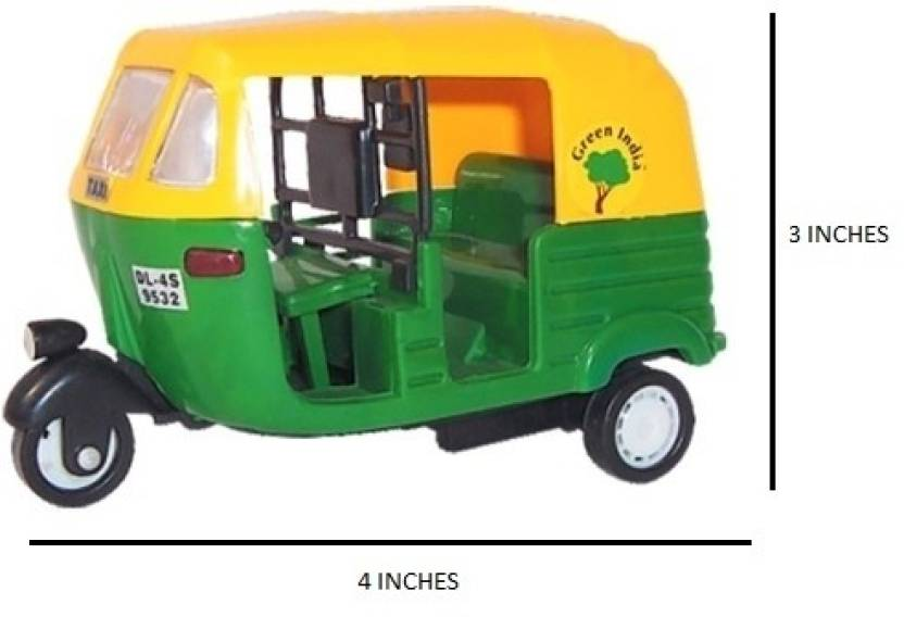 CENTY CNG Auto Rickshaw CT 056 Color may vary