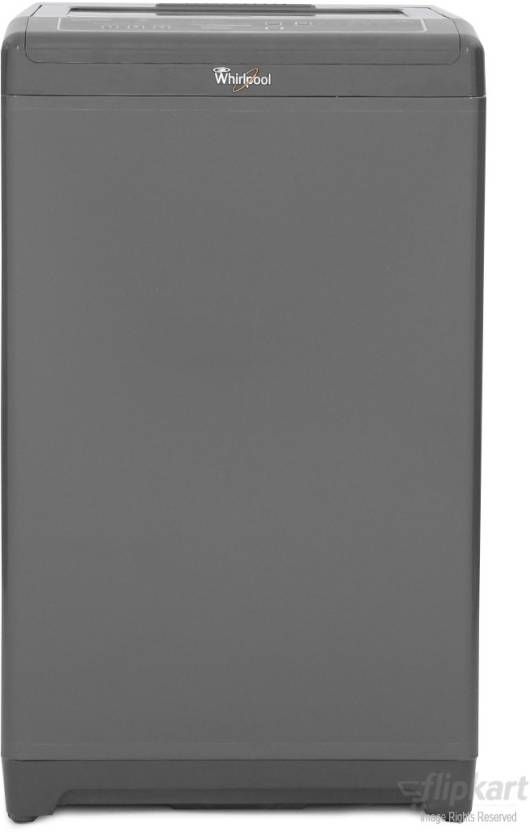 Whirlpool 7 kg Fully Automatic Top Load Washing Machine Grey WhiteMagic Premier 702 SD 10 YMW