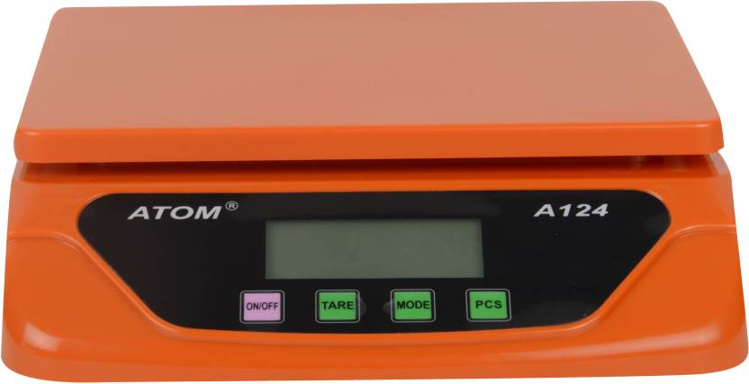 Atom Electronic Digital Compact Upto 25 Kg Weighing Scale